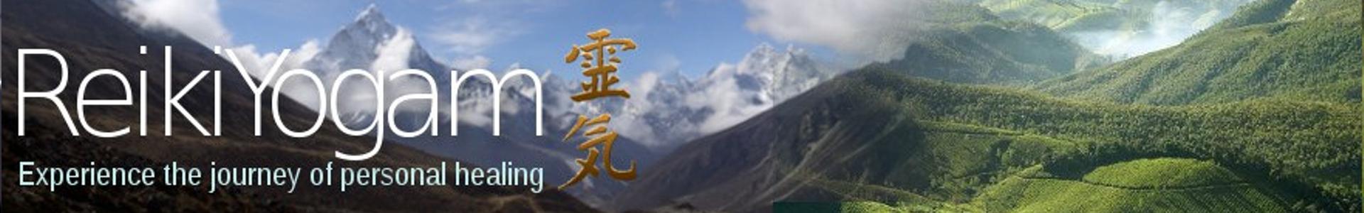Reikiyogam-Banner